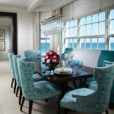 Aqua Dining Room Photos Hgtv