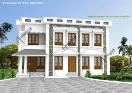 two storey independent kerala house design