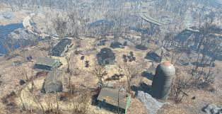 Fallout 3 Complete Map by Sunshine Tidings Co Op Fallout Wiki Fandom Powered By Wikia