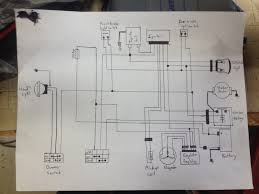 suzukisavage com simplified chopper wiring diagram