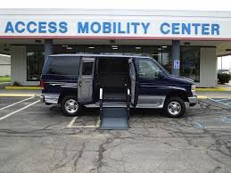 2013 ford wheelchair accessible van