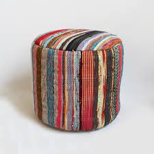Sari Rug Sari Rug Stool Furniture Mix Furniture