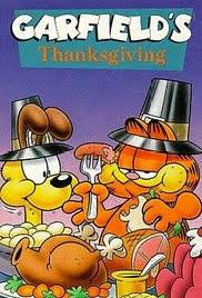 garfield s thanksgiving tv 1989 imdb