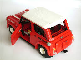 lego mini cooper interior trinimini mini collectibles you might like