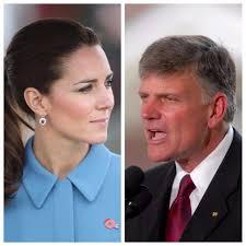 Seeking Graham Franklin Graham Accused Of Victim Blaming Princess Kate