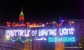 Osborne Family Spectacle Of Dancing Lights News Dessert And Dinner Events Announced For The Final Year Of