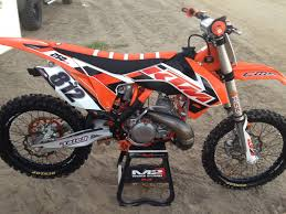 ktm 250 sx tuck812 u0027s bike check vital mx