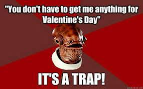 Star Wars Day Meme - funny valentine s day memes for 2016