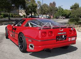 c4 corvette front spoiler a corvette road race sold by californiaclassix com