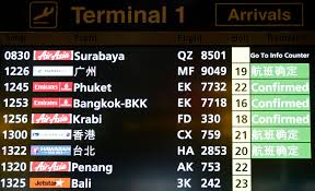 airasia bandung singapore search for missing airasia flight halted al arabiya english