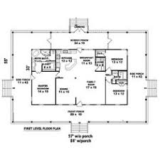 house plans with front porch one marvellous inspiration ideas one level house floor plans with