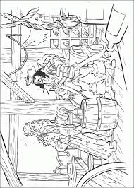 pirates caribbean coloring pages bltidm