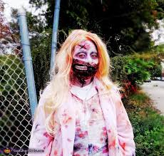 Walking Dead Halloween Costumes Dead Zombie Costume