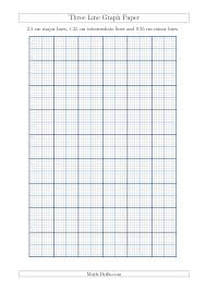 new a4 sizes added 2015 09 18 three line graph paper with 2 5 cm