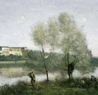 landscape painting artists barbizon school of landscape painting history characteristics