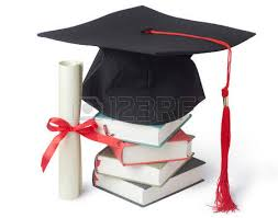 buy graduation cap graduation cap and diploma stock photo picture and royalty free