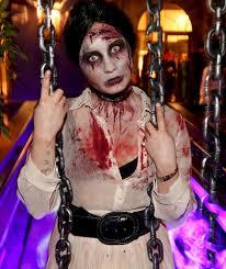 ariana grande halloween costume 12 scariest halloween costumes celebrities have worn over the