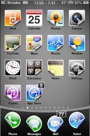 themes apple iphone