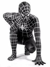 black spiderman cosplay suit u2013 superhero store clothing