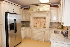 Timeless White Glazed Kitchen Cabinets Design Ideas  Decors - Glazed kitchen cabinets