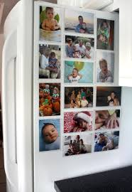 magnetic photo frames for the fridge house mix