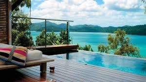 honeymoon tag wallpapers waves clouds island dunes blue water
