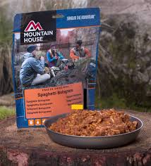 Mountain House Food Mountain House European Freeze Dry Range Camping Hiking Walking
