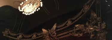 Phantom Of The Opera Chandelier Falling Majestic Theatre Theater District 245 W 44th St