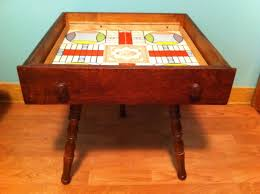 expandable game table cool gift for anyone repurposed drawer table unique game