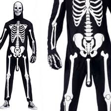 Halloween Costume Skeleton Skele Halloween Costume Skeleton Fancy Dress