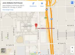 Chicago Google Maps by Hull House And Its Political Effect U2013 Music Politics