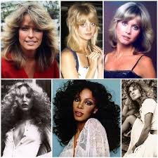 70s disco hairstyles 68 best seventies images on pinterest hairstyles childhood and