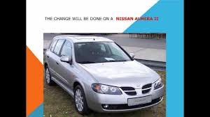 nissan almera rear bumper price how to replace the air cabin filter dust pollen filter on a nissan