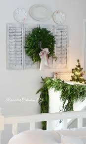 french christmas wreath decorations french country home decor