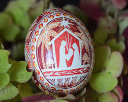 Pound Shop Easter Decorations by Pysanky Ukranian Eggs Personalize Gift For By Ukrainianeastereggs