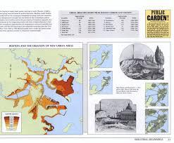 Boston Map 1776 by Historical Atlas Of Massachusetts