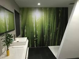 Bathroom Wall Murals  Eazywallz