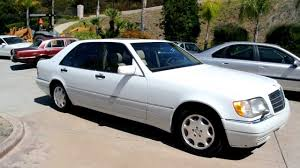 mercedes for sale by owner 2 owner 95 mercedes s500 w140 s class sedan luxury