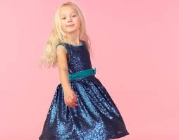 girls perfect party dresses festive fashion occasion