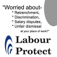 labour protect home page