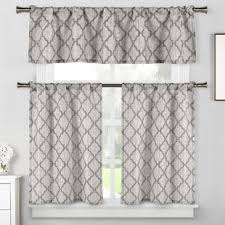 Kitchen Curtains Kitchen Curtains Valances You Ll Wayfair