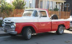 Vintage Ford Truck Body Panels - ford f series third generation wikipedia