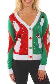 s novelty sweater w snowmen tipsy elves