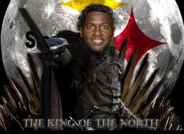 King Of The North Meme - the king of the north oc steelers