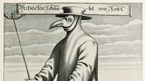 plague doctor s mask doctors didn t actually wear beaked masks during the black plague