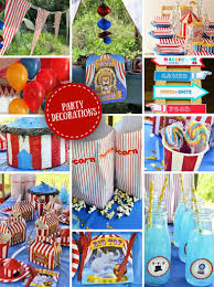 birthday party supplies carnival party ideas circus party ideas at birthday in a box