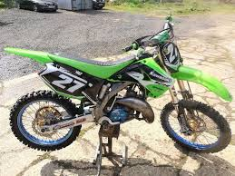 125 motocross bikes kawasaki kx 125 2 stroke motocross bike in billingshurst west