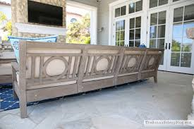 Restoration Hardware Throw Outdoor Entertaining Area The Sunny Side Up Blog
