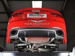 audi q5 performance parts milltek audi rs5 exhaust rs5 coupé milltek audi rs5 coupé