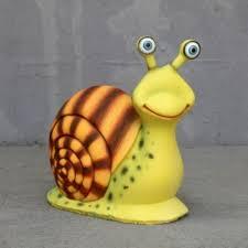 snail figure lifesize models realistic statues